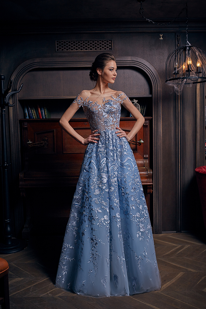 Evening gowns 1264