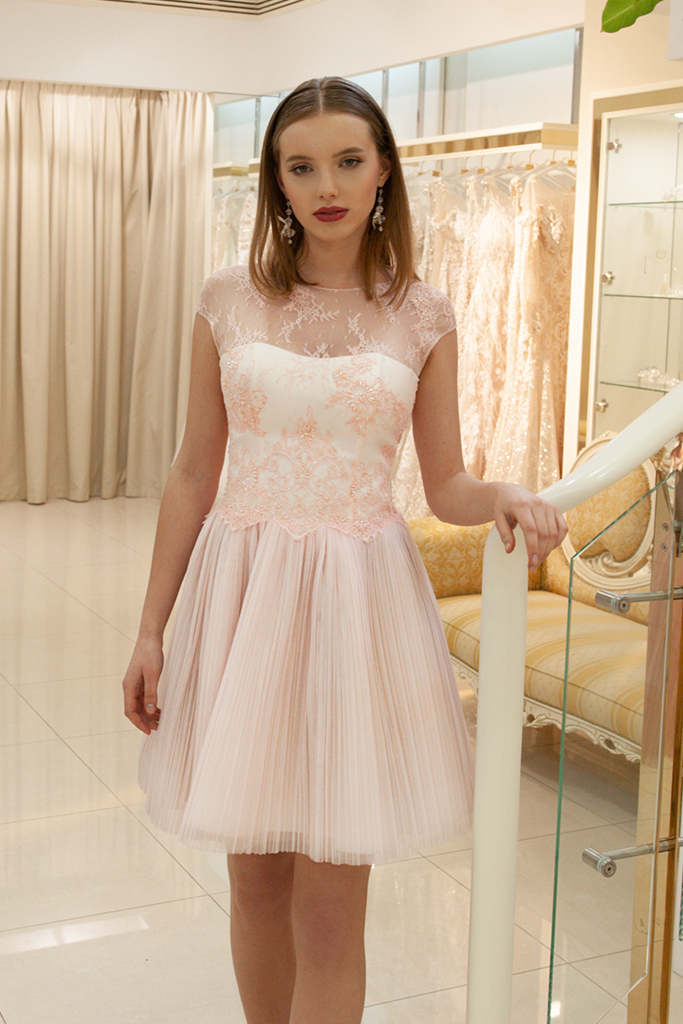 Вечерние платья 1019-6