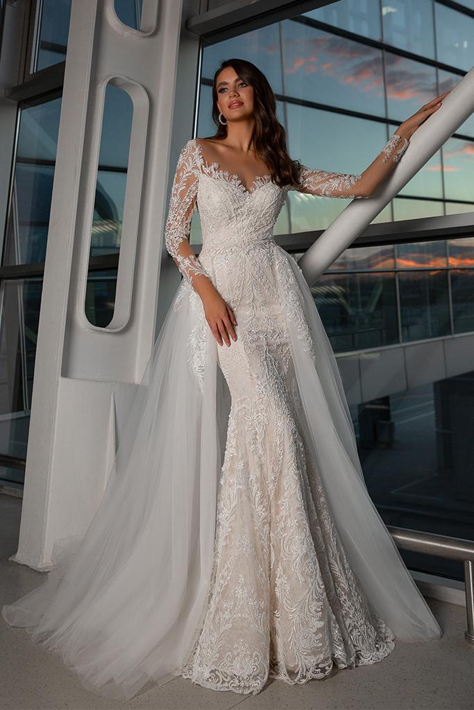 Top 10 Sweetheart Mermaid Dress Vestido De Novia Beaded Near Me