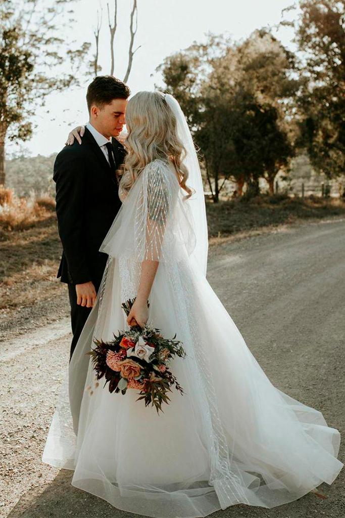 Real brides Eos