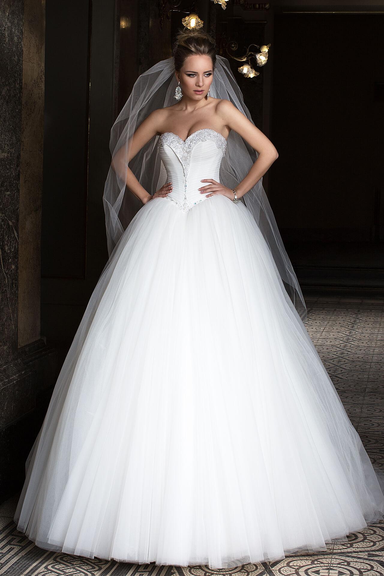 Весільні сукні Aquamarine