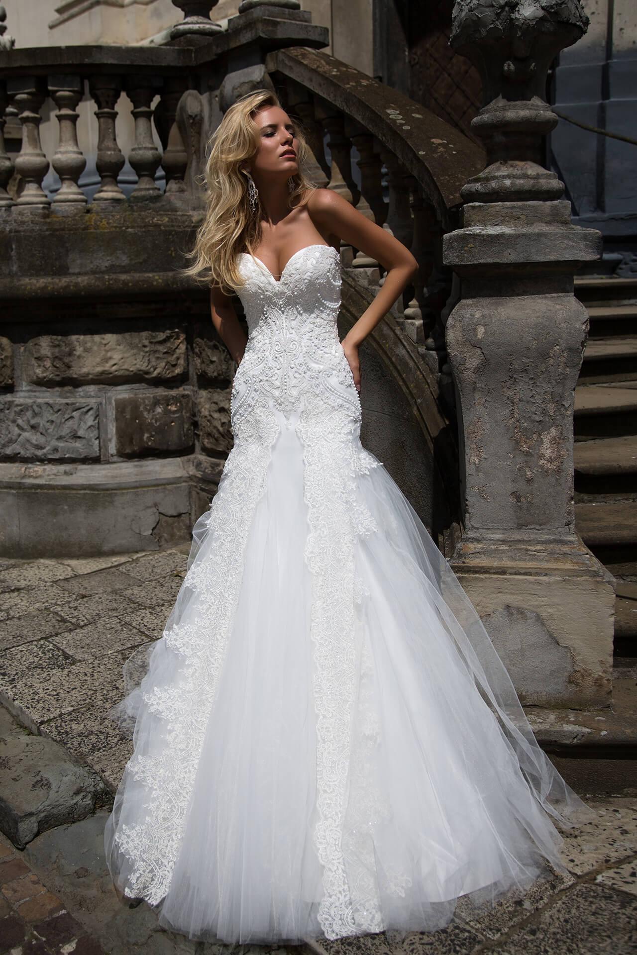 Весільні сукні Scarlett