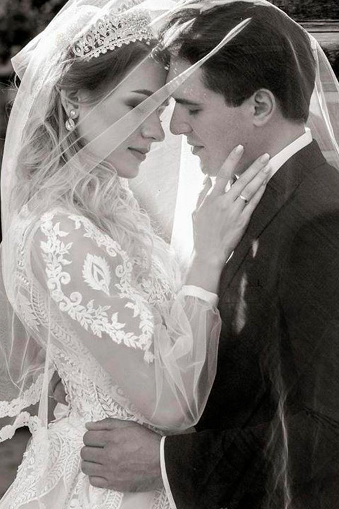 Real brides Lexie