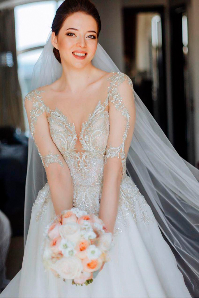 Real brides Miranda