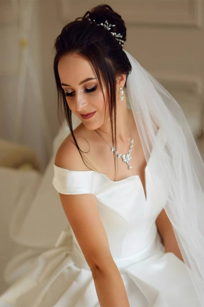 Real brides Bertina