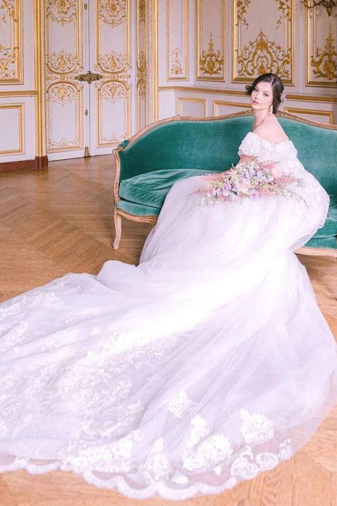Real brides Jovanna