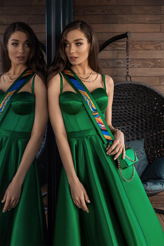 Вечірні сукні 2009