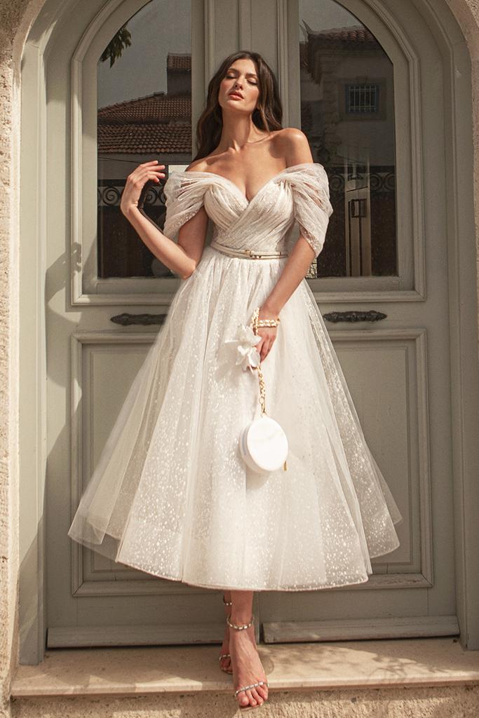 Wedding dresses Noemi Color  Ivory