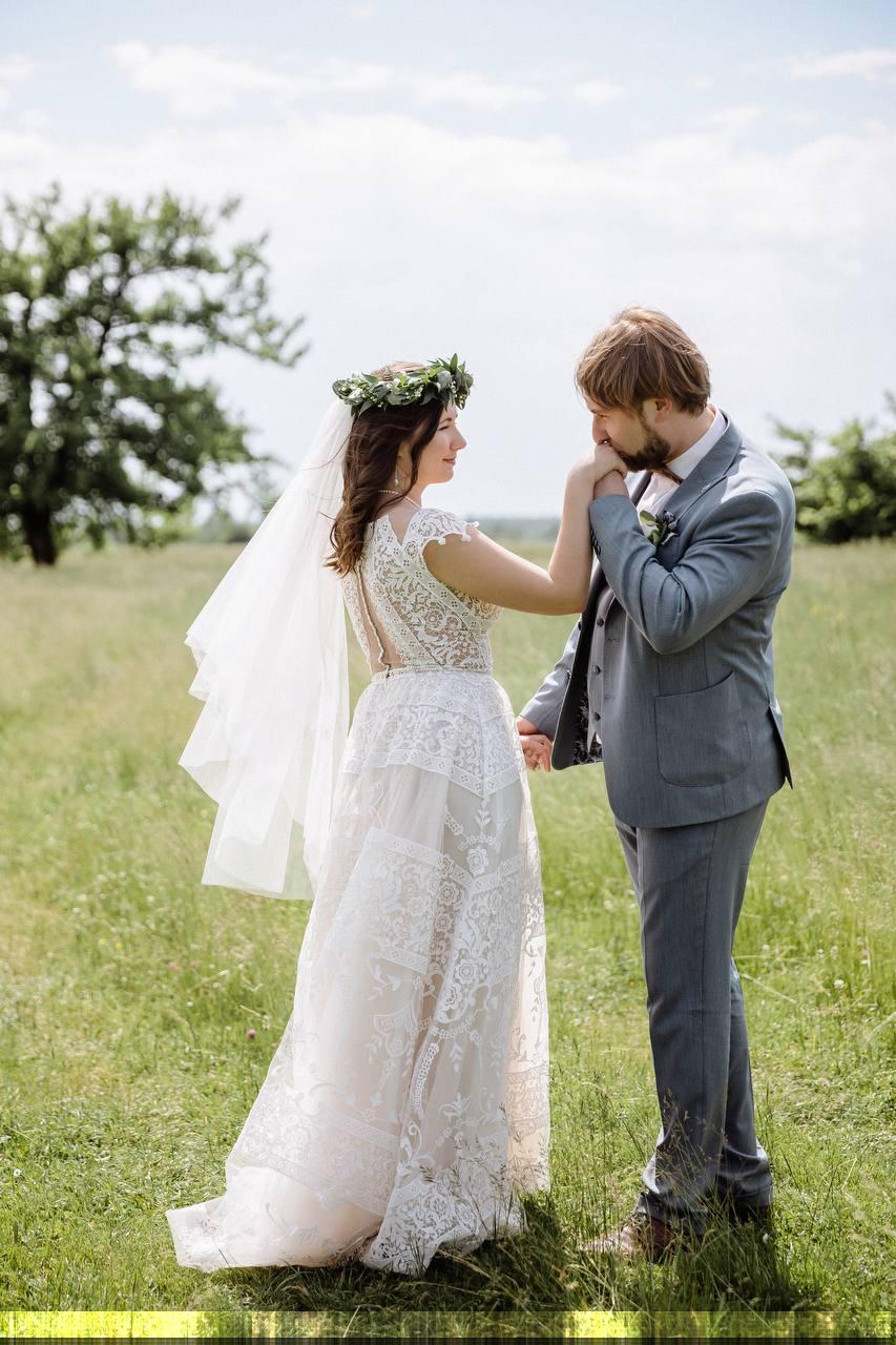 Real brides Diana
