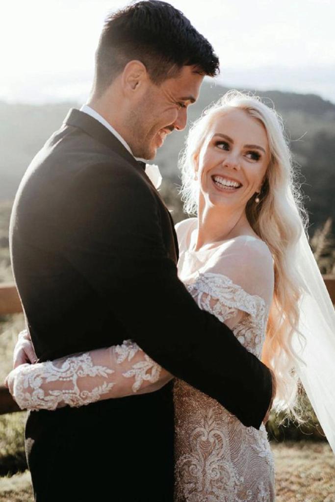 Real brides Dorian