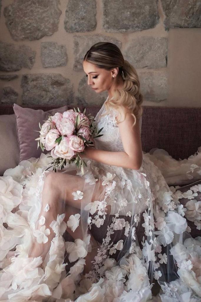 Real brides Bellarose