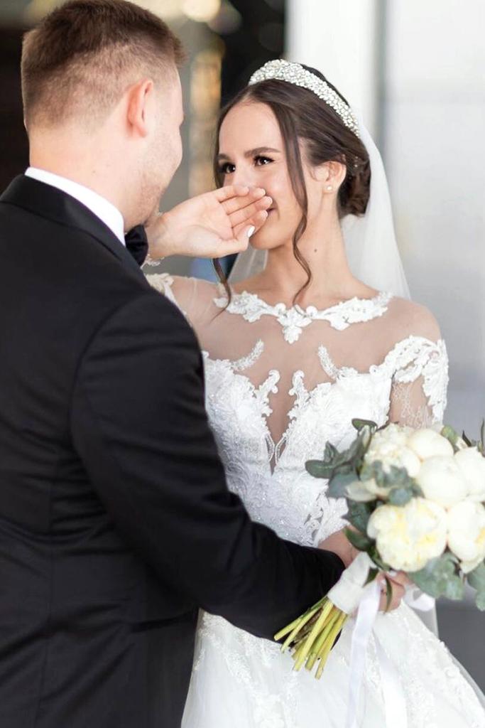 Real brides Solana