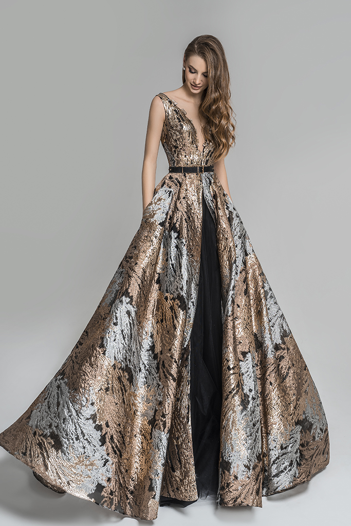 Evening dresses 1780