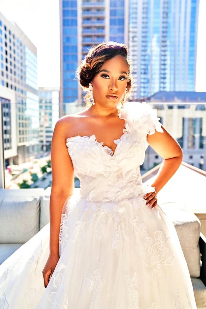 Real brides Klementine