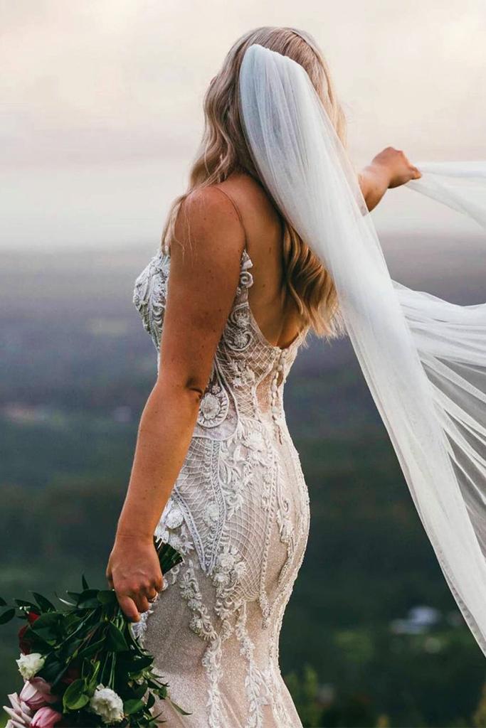 Real brides Celeste