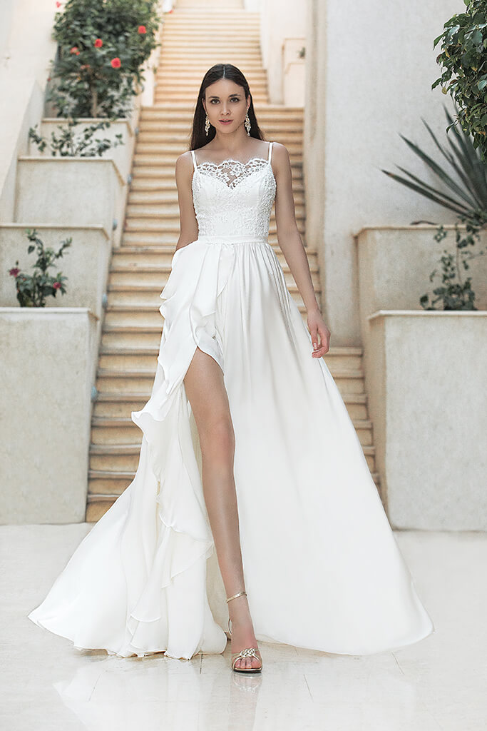 Wedding dresses Calisto Collection  Fresh Touch